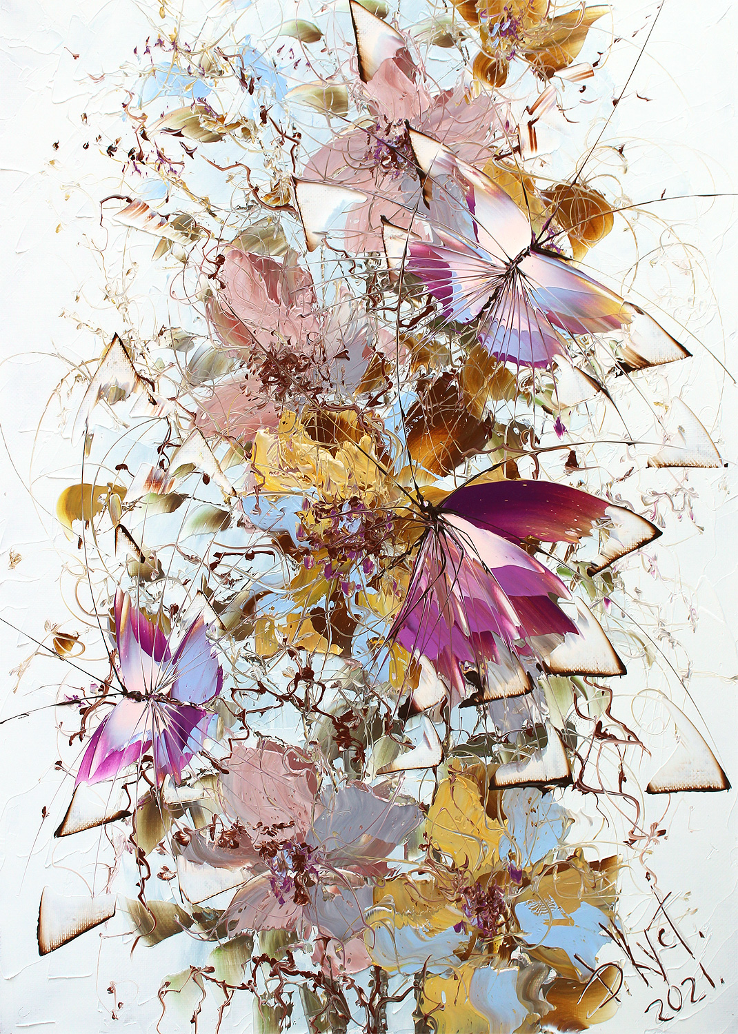 From series «Butterflies»