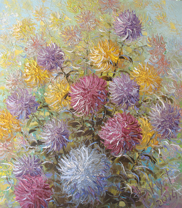 Personal gallery Asters