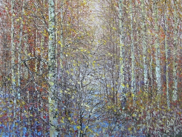 Sold paintings Autumn Osinki