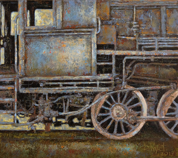 Gallery The locomotive