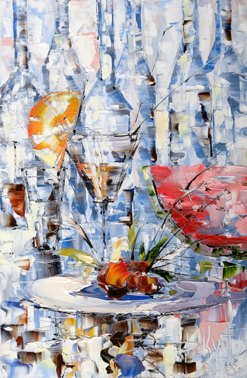 Sold paintings Still-life