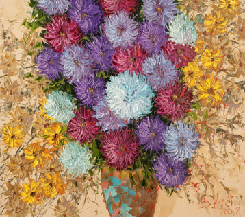 Gallery Autumn bouquet