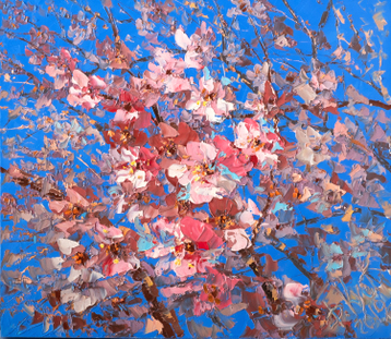 Sold paintings Sakura