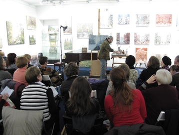 Workshops Master Class January 11, 2012