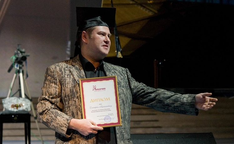 Dmitry Kustanovich awarded the title of academician
